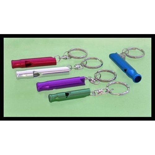 Aluminum Whistle