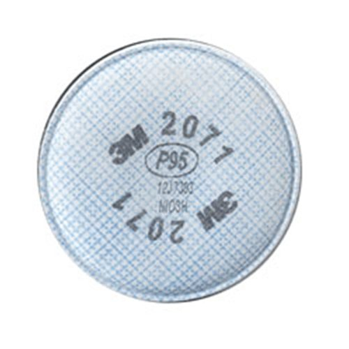 3M 2071 P95 Filter, 2-Pack [Misc.]
