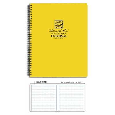 Rite In The Rain Maxi-Spiral Notebook - Universal #373-MX [Misc.]
