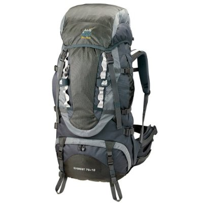 EVEREST 6,500 Cu In Internal Frame Backpack By High Peak [Misc.]