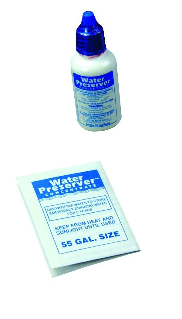 Water Preserver Concentrate [Kitchen]