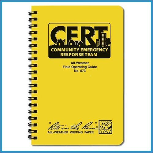 CERT All-Weather Field Operating Guide [Misc.]