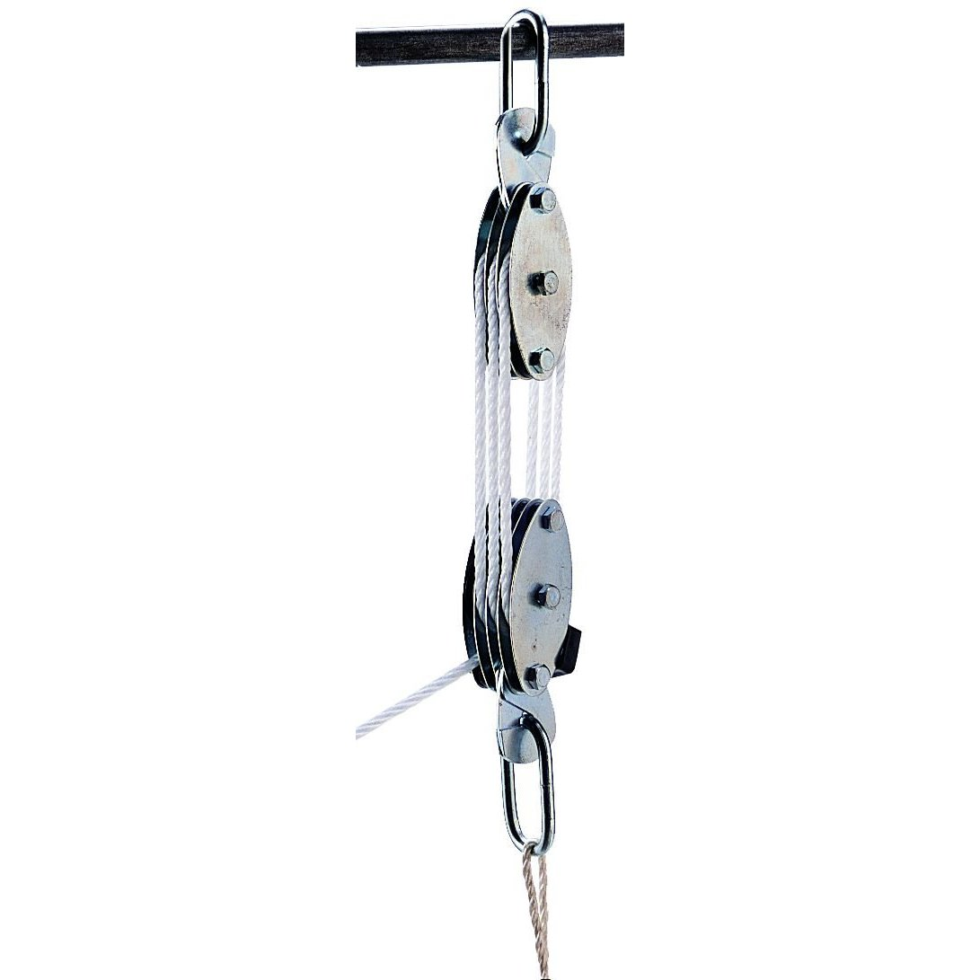 Stansport Heavy Duty Pulley Hoist [Sports]
