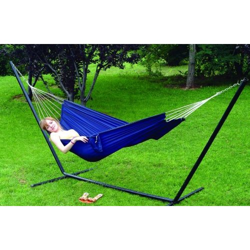 Stansport 30510 Malibu Packable Hammock, Assorted Colors [Misc.]