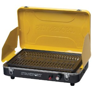 Stansport Deluxe Propane Grill Stove, Citron Yellow [Sports]