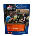 Rice and Chicken - PRO-PAK - Case (6 Pouches)