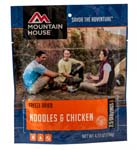 Noodles & Chicken - Case (6 Pouches)
