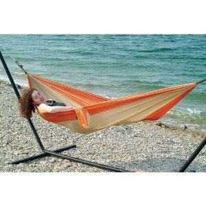 Stansport 30600 Newport Packable Parachute Hammock, Assorted Colors [Misc.]