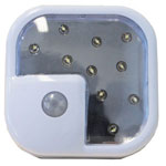 10-LED Motion Sensor Light