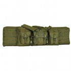 "Voodoo Tactical 36"" Padded Weapons Rifle Gun Weapon Case - Olive Drab 15-7613 OD"