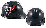 Houston Texans - MSA - NFL Team Logo Hard Hat