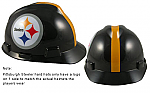 Pittsburgh Steelers - MSA - NFL Team Logo Hard Hat