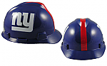 New York Giants - MSA - NFL Team Logo Hard Hat