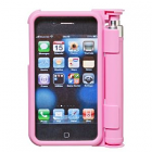 SABRE Red SmartGuard Pepper Spray Case for iPhone 3, Pink