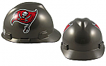Tampa Bay Buccaneers - MSA - NFL Team Logo Hard Hat