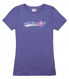 Save the ta-tas Baseball Tee - Royal Blue
