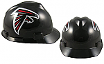 Atlanta Falcons - MSA - NFL Team Logo Hard Hat