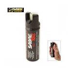 Sabre Pepper Foam Home Self-Defense Spray 2.5 oz with Mount