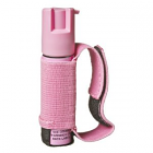 Sabre Pepper Spray with Pink Hand Strap for Running And Walking (Pink,.75-Ounce)