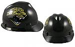 Jacksonville Jaguars - MSA - NFL Team Logo Hard Hat