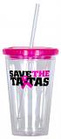 Save the ta-tas Tumbler