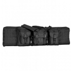 "Voodoo Tactical 42"" Padded Weapons Rifle Gun Weapon Case - Black 15-7612"