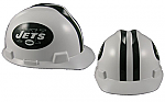 New York Jets- MSA - NFL Team Logo Hard Hat